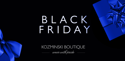 Black Friday w Kozminski Boutique!