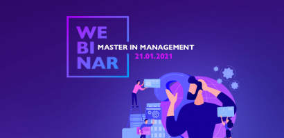 Webinar Master in Management