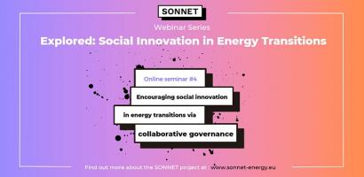 Social Innovation in Energy Transitions