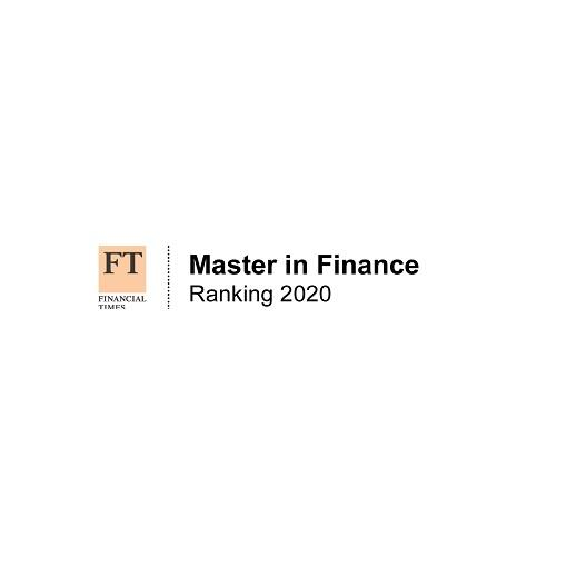 Master in Finance Ranking 2020
