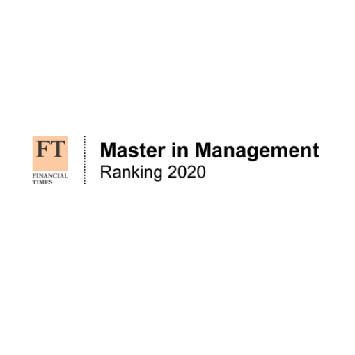 Master in Management 2020 FT